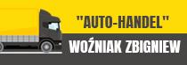 """""""AUTO-HANDEL"""" SAMOCHODY CIĘŻAROWE -SKUP-SPRZEDAŻ EXPORT-IMPORT WOŹNIAK ZBIGNIEW"""