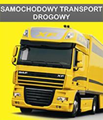 Samochodowy Transport Drogowy