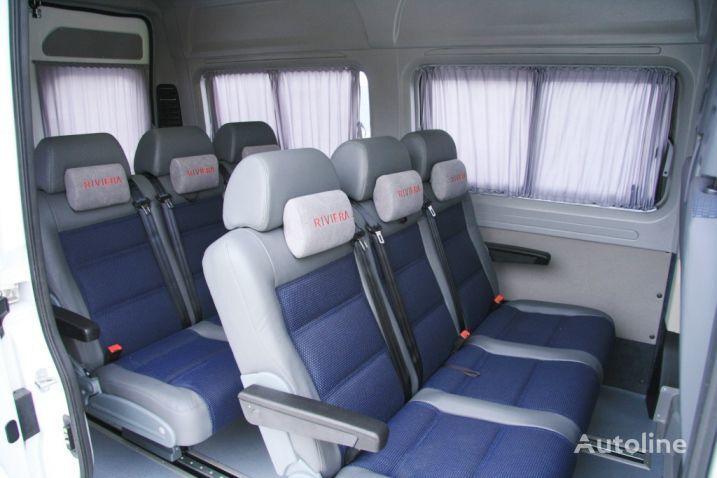 новый пассажирский микроавтобус CITROEN Jumper