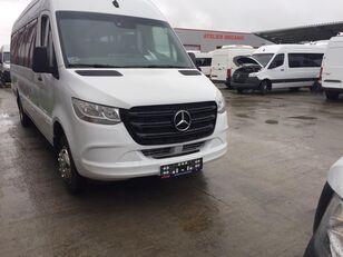 новый пассажирский микроавтобус MERCEDES-BENZ Sprinter IDILIS 516,  22+1+1  *COC* 5500 kg*  prolonged with 50c