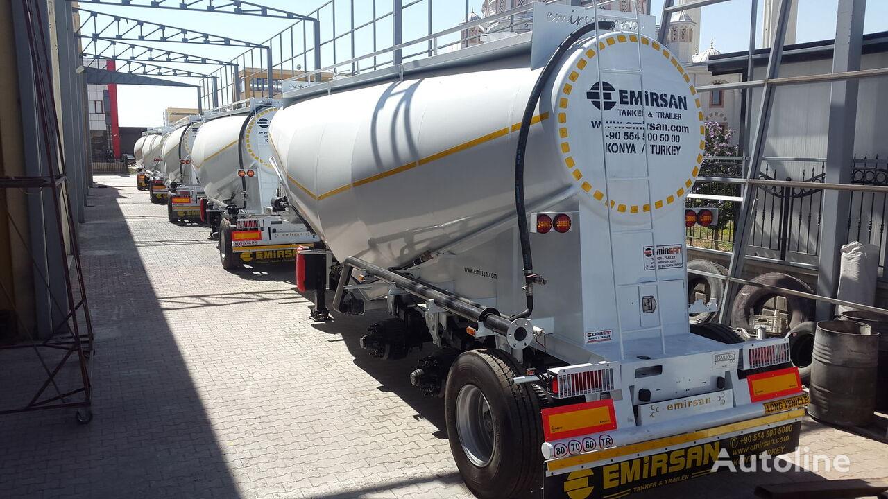 цементовоз EMIRSAN Manufacturer , Direct from Factory ..
