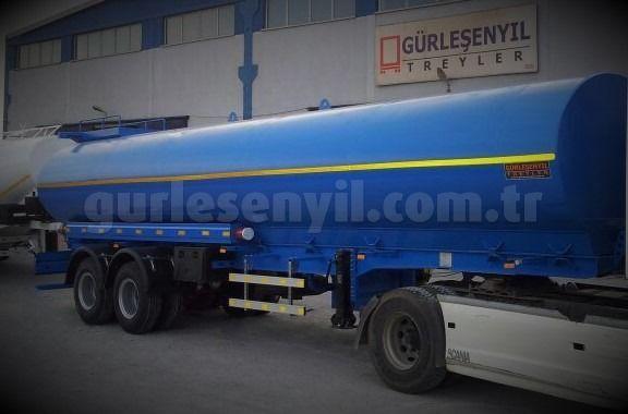 цистерна гсм GÜRLEŞENYIL  GLT3-A5