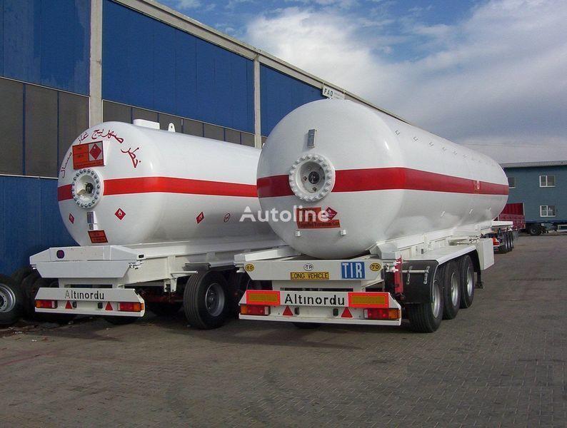 новая газовая цистерна ALTINORDU 2016 NEW  LPG GAS TANK