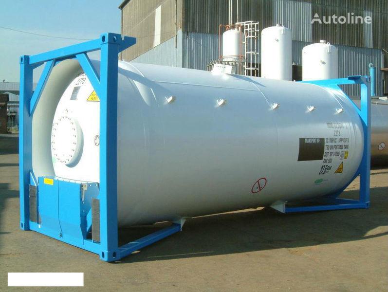 газовая цистерна GASCON   20 FT