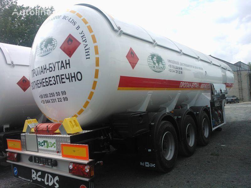 новая газовая цистерна LDS NCG-46
