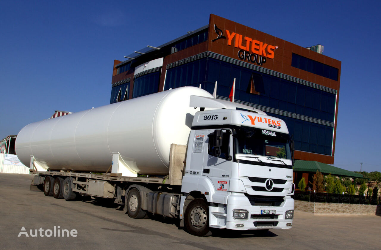 новая газовая цистерна YILTEKS LPG Storage Tank