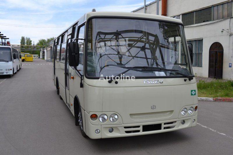 городской автобус АТАМАН A-092G9