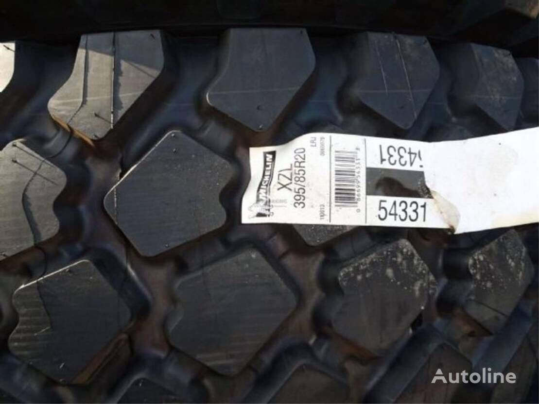 новая грузовая шина Michelin 395/85R20 Michelin XZL