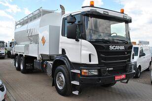 автоцистерна SCANIA P360 Mobile Explosive Manufacturing Unit Heavy Anfo MPU