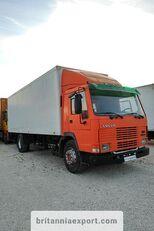 автофургон VOLVO FL7 260 Intercooler left hand drive manual pump 19 ton