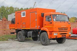 новый автофургон КАМАЗ 43502 Агрегат ремонтно-сварочный АРС