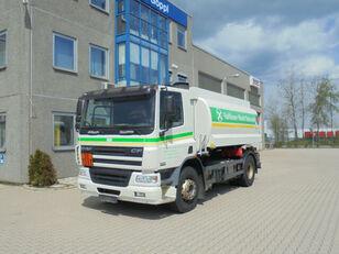 бензовоз DAF CF75.310 ROHR 13.500L 2 Kammern Heizöl Diesel