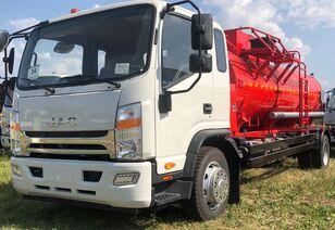 новый бензовоз JAC Автотопливозаправщик АТЗ-8 на шасси JAC N 120