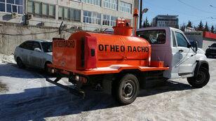 новый бензовоз УАЗ