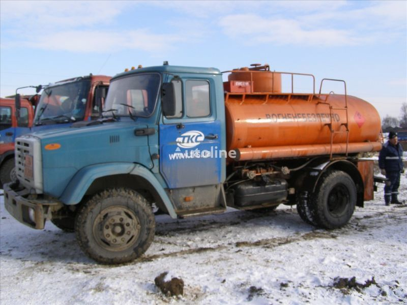 бензовоз ЗИЛ 4310