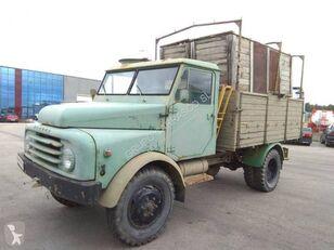 бортовой грузовик HANOMAG