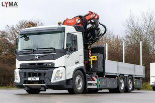 новый бортовой грузовик VOLVO FASSI F545RA2.27L214 - 6x2  SOFORT!!! NOW!!!