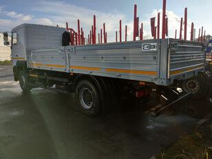 новый бортовой грузовик МАЗ