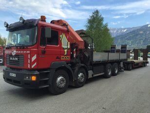 бортовой грузовик MAN VFL 32.464