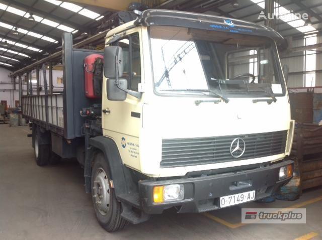 бортовой грузовик MERCEDES-BENZ 1320 CYTILINER