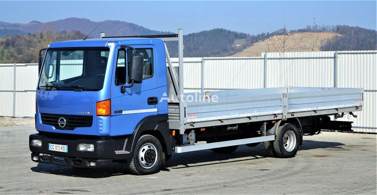 бортовой грузовик NISSAN ATLEON 56.15 Pritsche 6,00m* Topzustand!