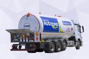 новый газовоз LPG BOBTAIL TANK