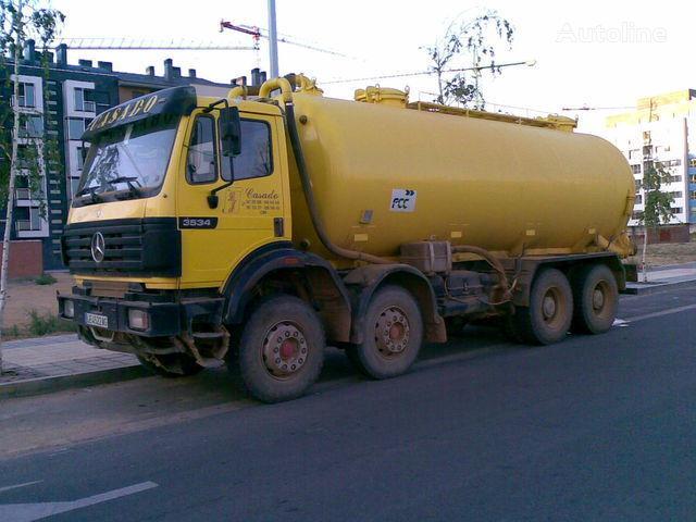 грузовик автоцистерна MERCEDES-BENZ 3534 K