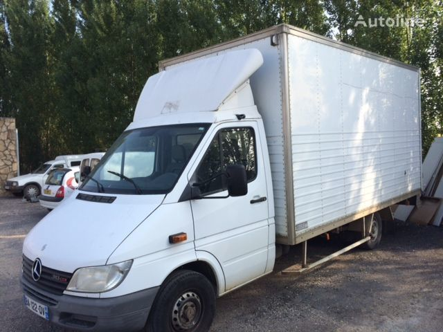 грузовик фургон MERCEDES-BENZ sprinter