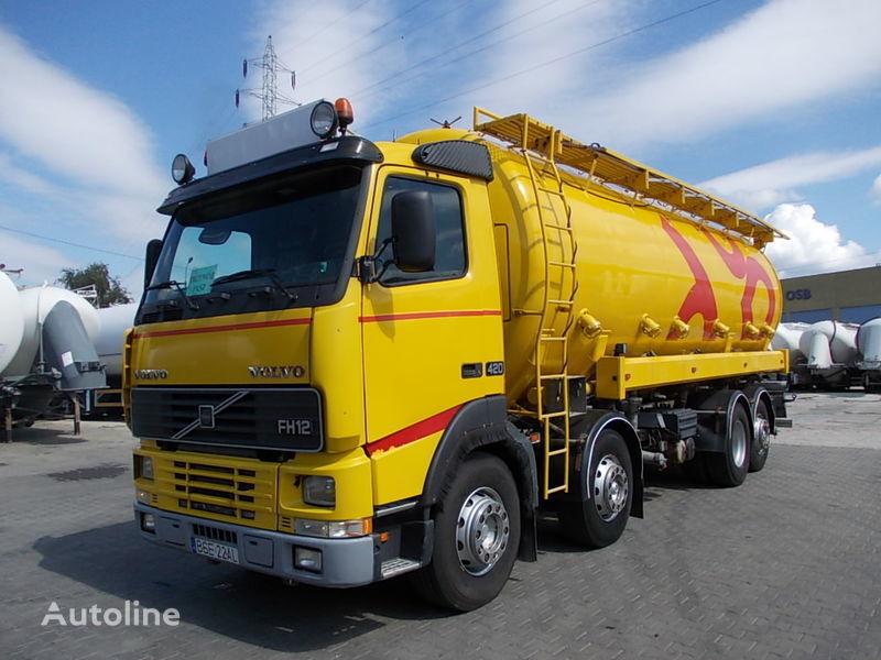 грузовик кормовоз VOLVO FH 12 420 DO PRZEWOZU PASZY !!!