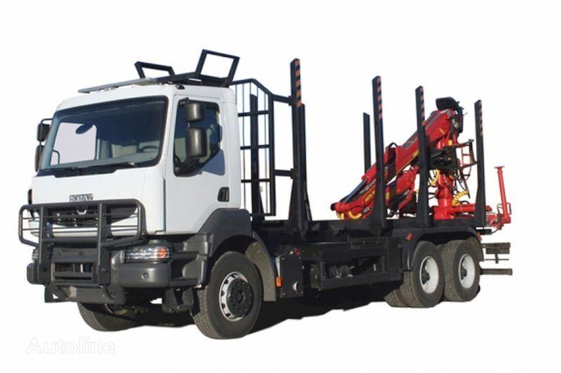 грузовик лесовоз КРАЗ М19.2R