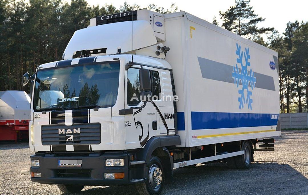 грузовик рефрижератор MAN TGL 12.210