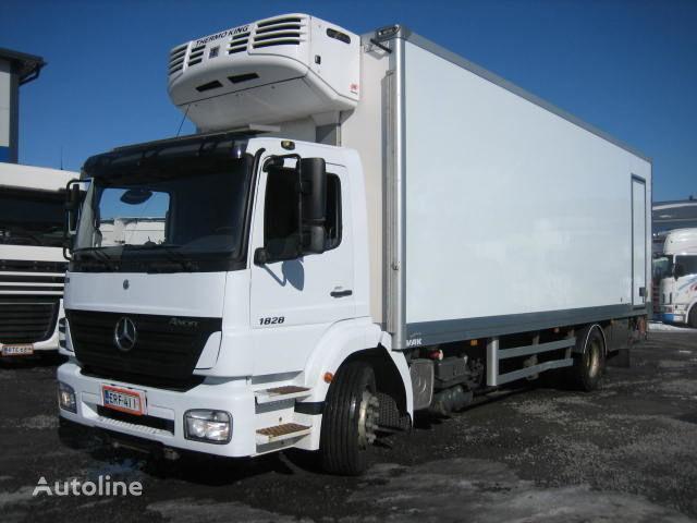 грузовик рефрижератор MERCEDES-BENZ Axor 1828 L 57