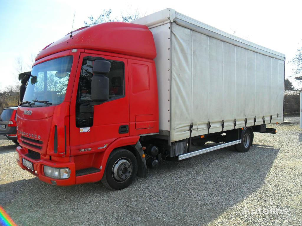 грузовик шасси IVECO ML 75E18