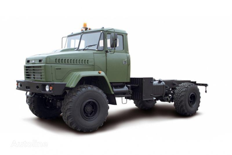грузовик шасси КРАЗ 5233НЕ тип 1