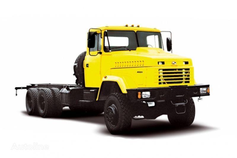 грузовик шасси КРАЗ 63221 тип 2