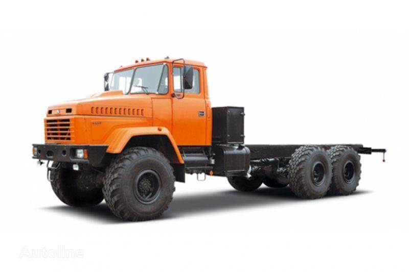 грузовик шасси КРАЗ 63221 тип 3