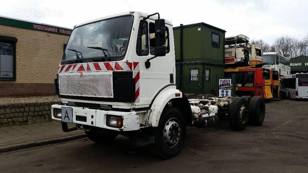 грузовик шасси MERCEDES-BENZ 2524 L