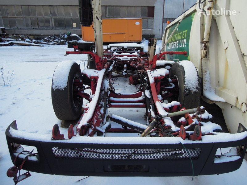 грузовик шасси MERCEDES-BENZ 2628