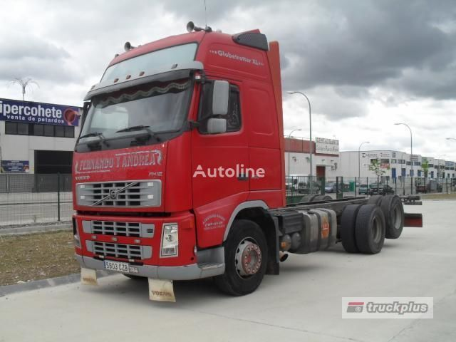 грузовик шасси VOLVO FH 12 .460 GLOBE