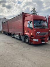 грузовик штора RENAULT PREMIUM 460 DXI EEV + прицеп штора