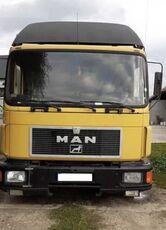изотермический фургон MAN 14.272