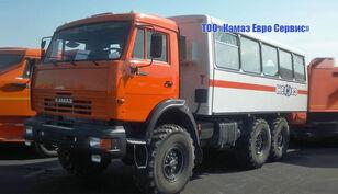 новый кунг КАМАЗ 43114-15