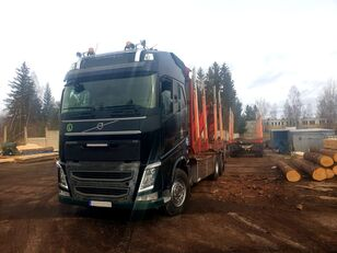 лесовоз VOLVO FH 540