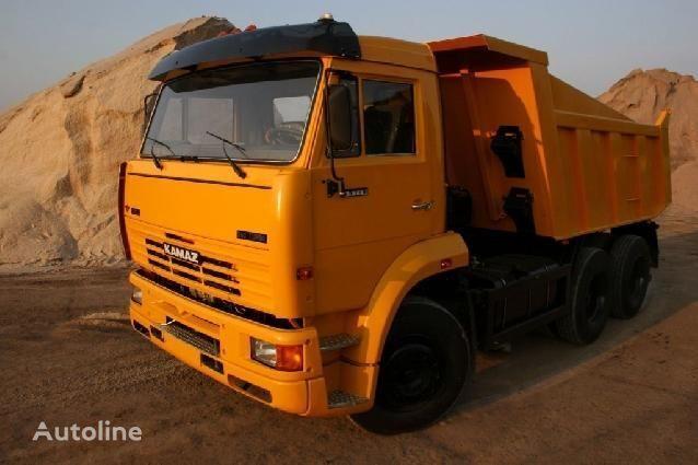 новый самосвал КАМАЗ 65115
