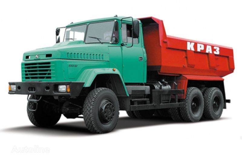 самосвал КРАЗ 65032 тип 1