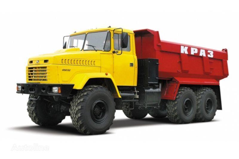 самосвал КРАЗ 65032 тип 3