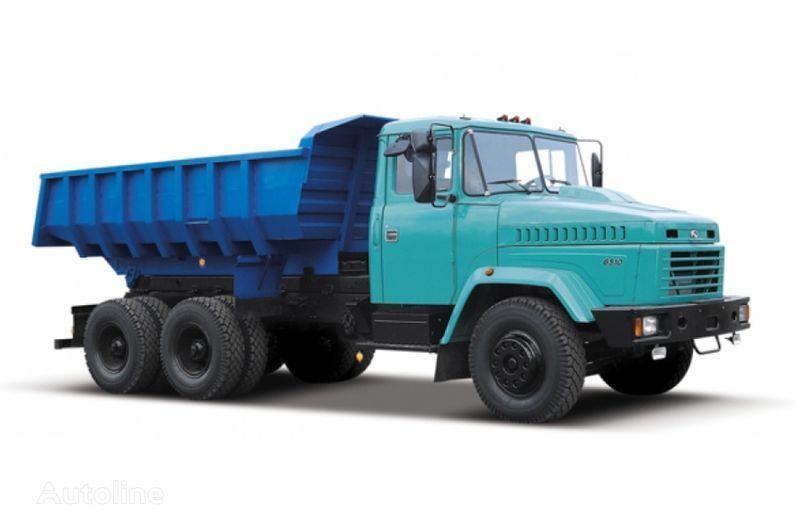 самосвал КРАЗ 6510 тип 1
