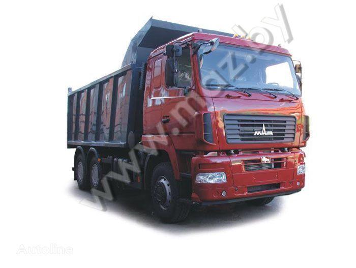 новый самосвал МАЗ 6501B9-8420-000