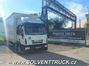 тентованный грузовик IVECO Eurocargo 120E25,EEV, shrnovačka + čelo