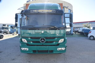 тентованный грузовик MERCEDES-BENZ 1229 L ATEGO